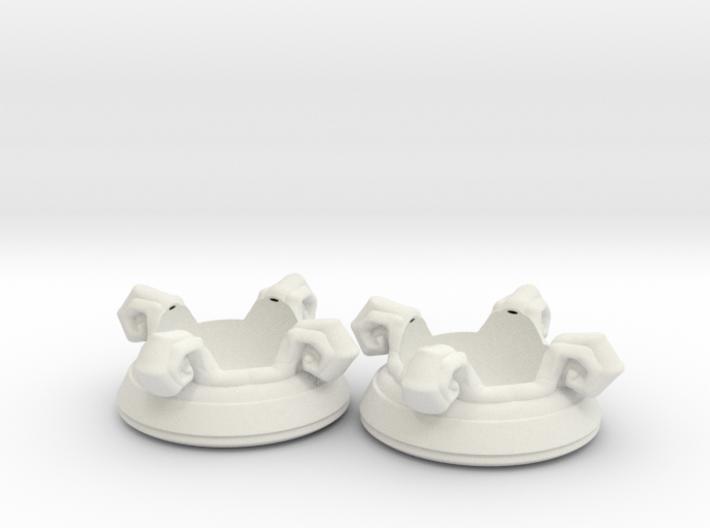 Phantom Hourglass Parts 3d printed