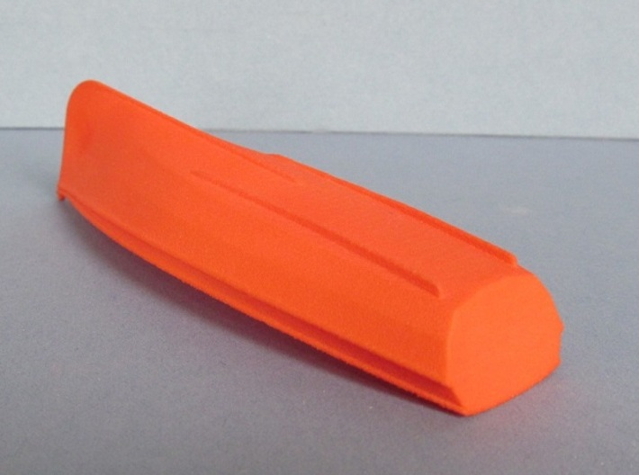 Coble Style Boat Hull  3d printed