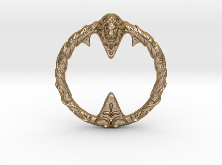 Resident Evil 0: Gold Ring 3d printed