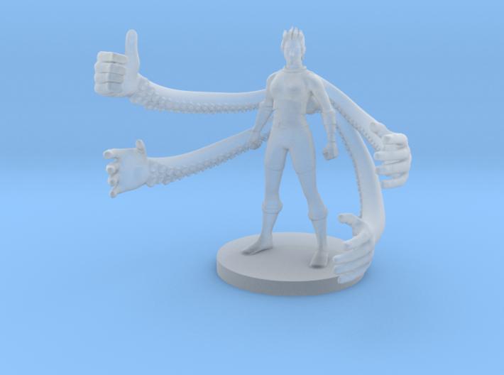 Octofolk Adventurer  3d printed