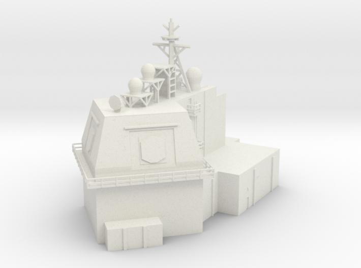 Aegis Ashore MDA STEM 3d printed