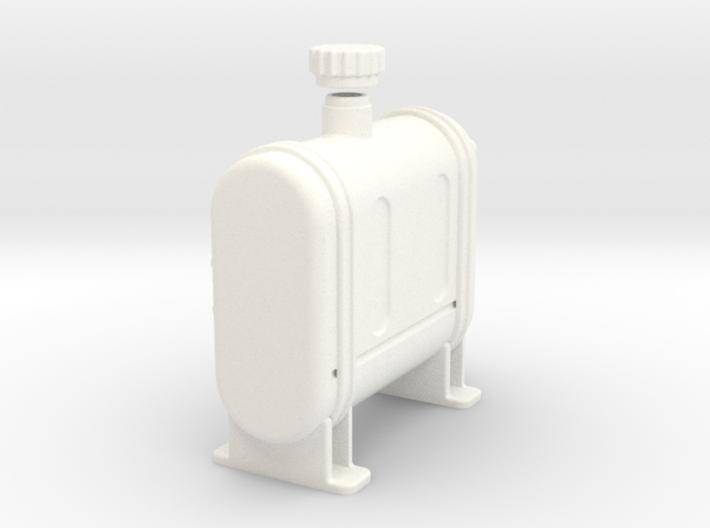 "Lama ""Suitcase Tank"" 3d printed"