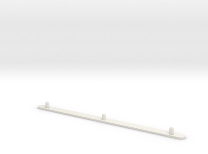 Animation Peg Bar for 3-hole Punch 3d printed