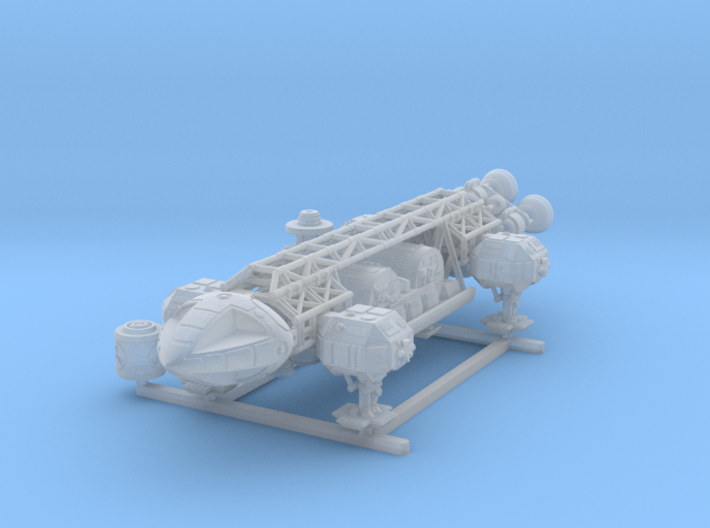 Space1999Eagle Cargo Winch1 3d printed