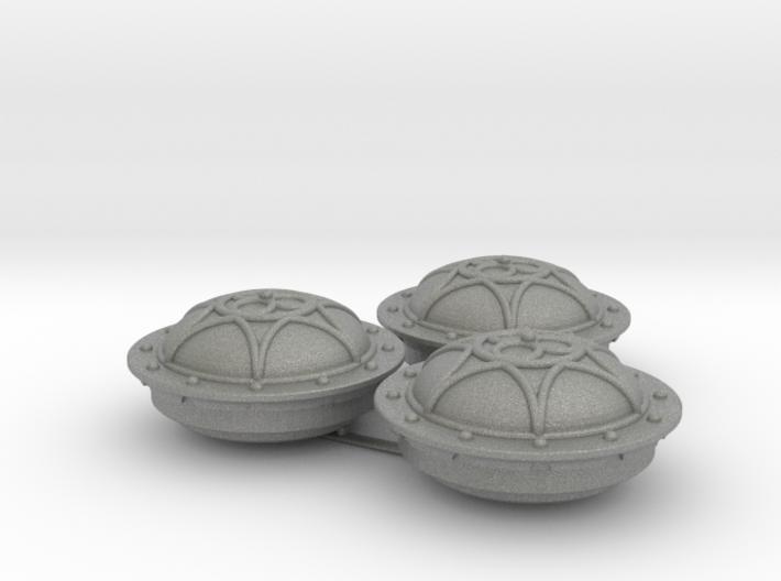 Rhinoceros Mini-Dome 3d printed