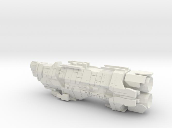 Marathon Class Heavy Cruiser 3d printed