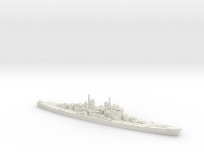 HMS Vanguard 3d printed