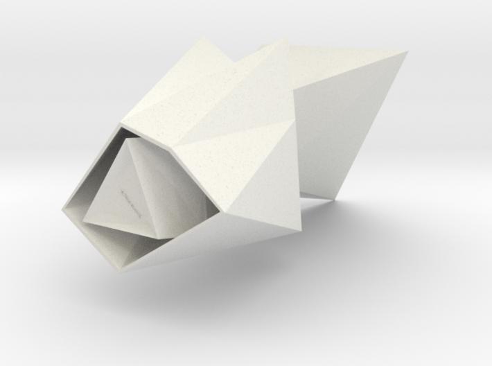 Edge I - Vase & Pen Stand 3d printed