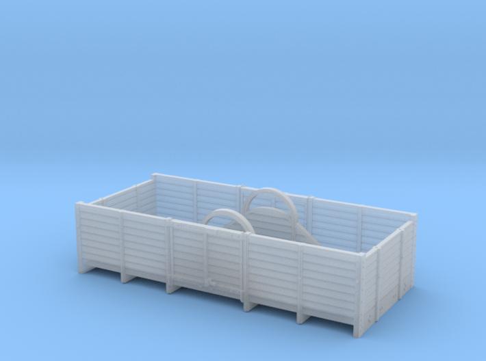 00n3 General Wagon Body 3d printed