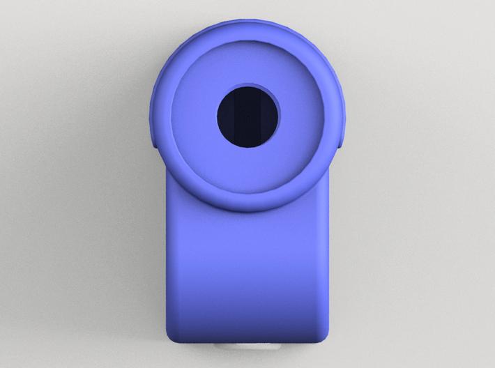 Design 2 - 18650 - Gripper Body 3d printed