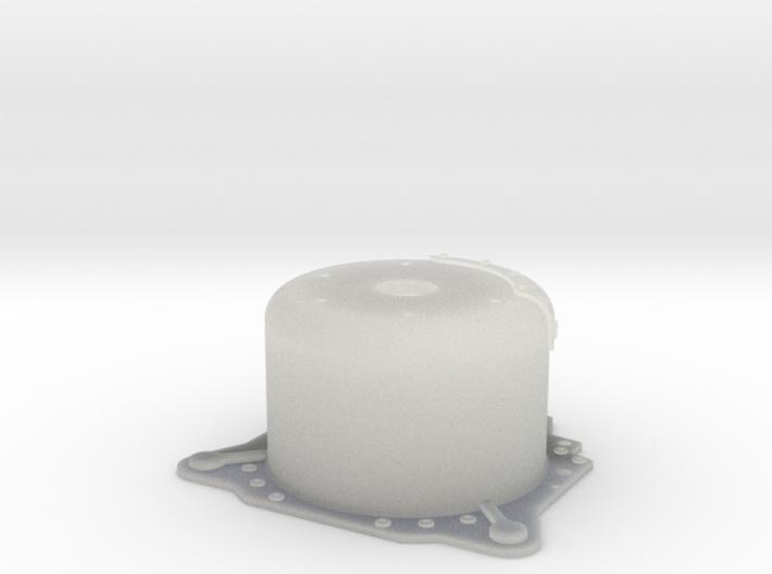 "1/25 Lenco 9.4""Dp Bellhousing (No Starter Mnt) 3d printed"