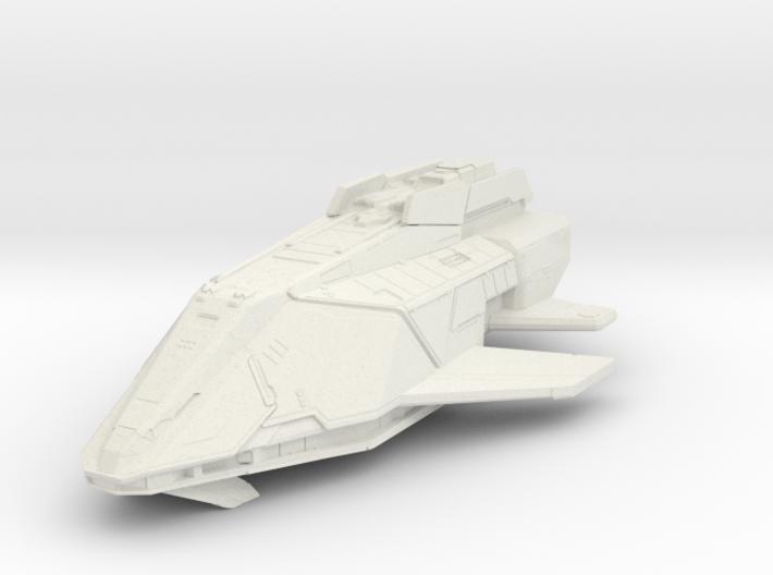 Federal Assault Ship: Elite Dangerous 3d printed