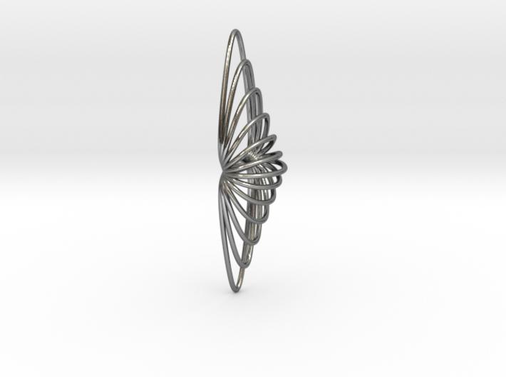 Shea | pendant  3d printed