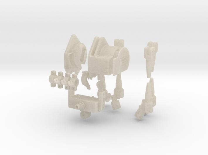 Lama Hook & Fittings - order frame separately 3d printed