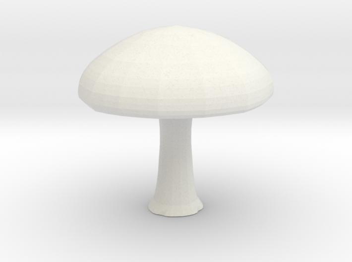 Shroom 3d printed