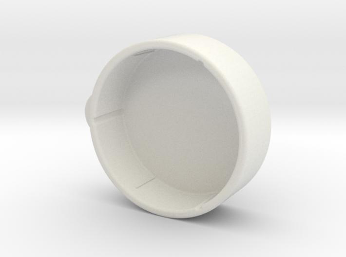 Gimbal Lens Cap 3d printed