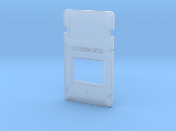 Resident Evil Microfilm 3d printed