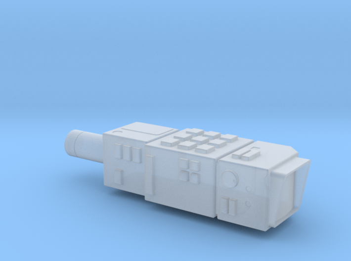 Space 1999 Commlock All In One Piece Version 3d printed