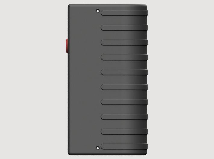Design 1 - 26650 - Gripper 3d printed