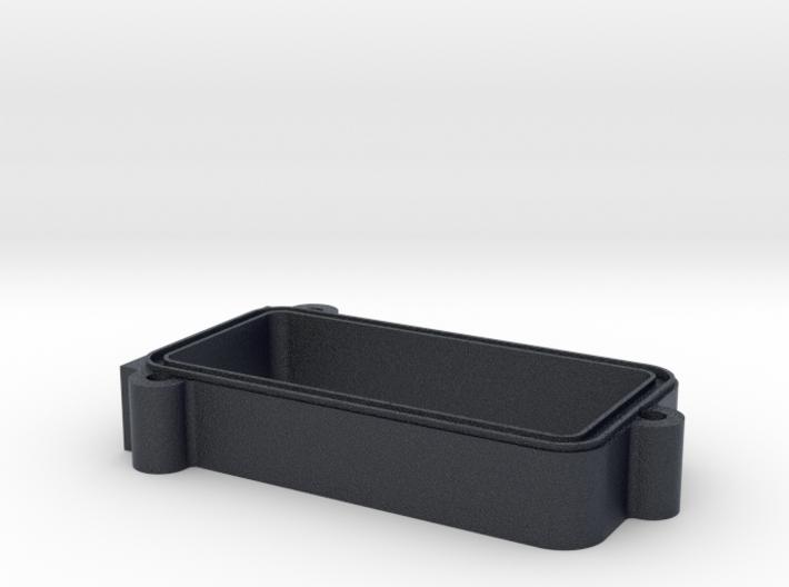 "TRX4 Receiver Box Extension 1/2"" Riser 3d printed"