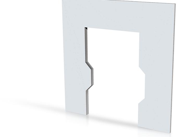 Econoliner Interior Door - left-opening 3d printed