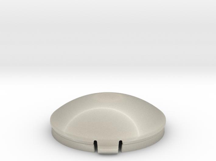 Tube Wheel Dome 8 4 3d printed