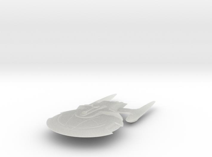 Troop Class Destroyer 3d printed
