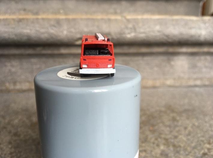 Renault Midliner firetruck N - 1:160 3d printed