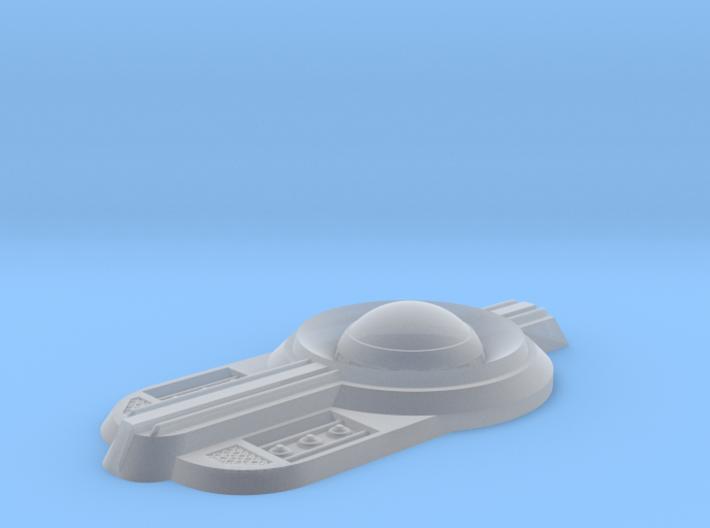 1/1000 Impulse Crystal Design 3 3d printed