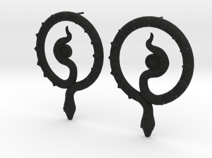 cradle of snakes 3d printed