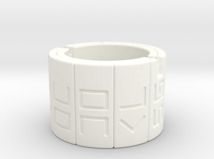 Shard of Eden Replica 3d printed