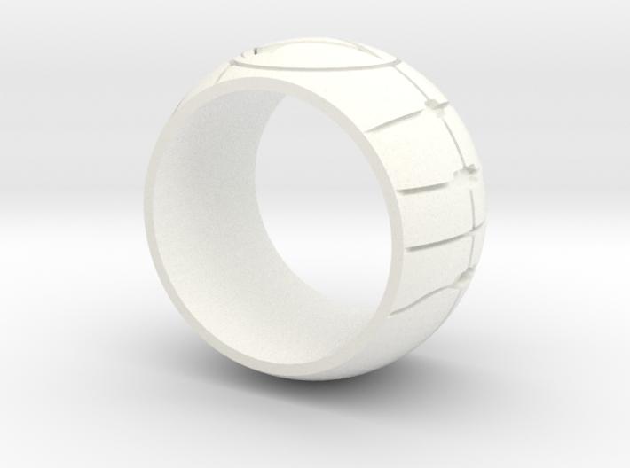 Apple of Eden Assassin Ring 3d printed