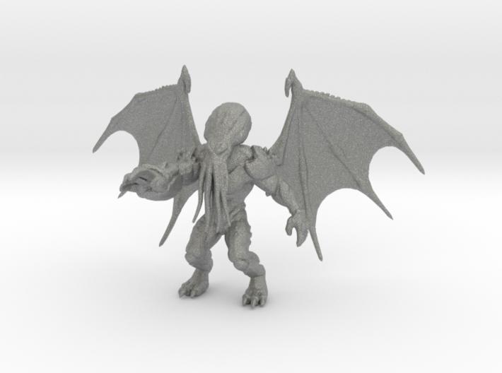 Cthulhu kaiju monster 70mm miniature game fantasy 3d printed