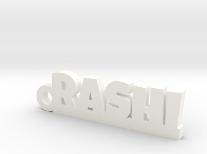 RASHI_keychain_Lucky 3d printed