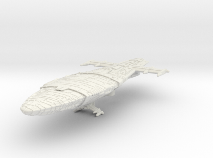 (MMch) MC75B Star Cruiser 3d printed