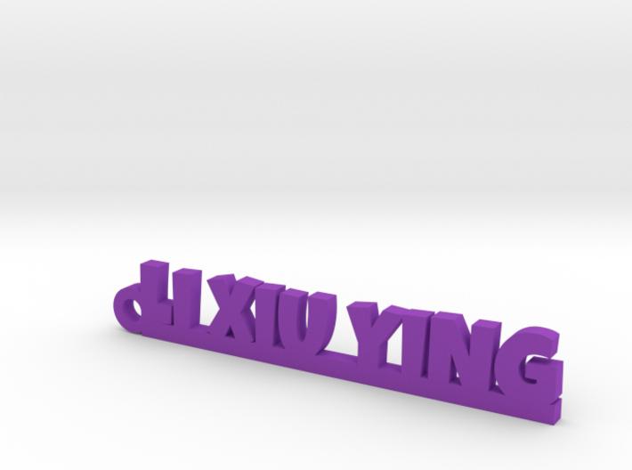LI XIU YING_keychain_Lucky 3d printed