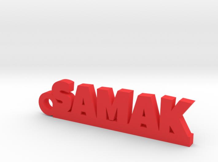 SAMAK_keychain_Lucky 3d printed