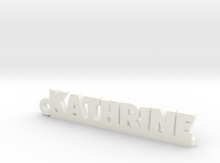 KATHRINE_keychain_Lucky 3d printed