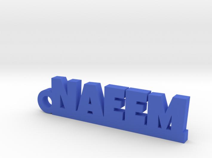 NAEEM_keychain_Lucky 3d printed