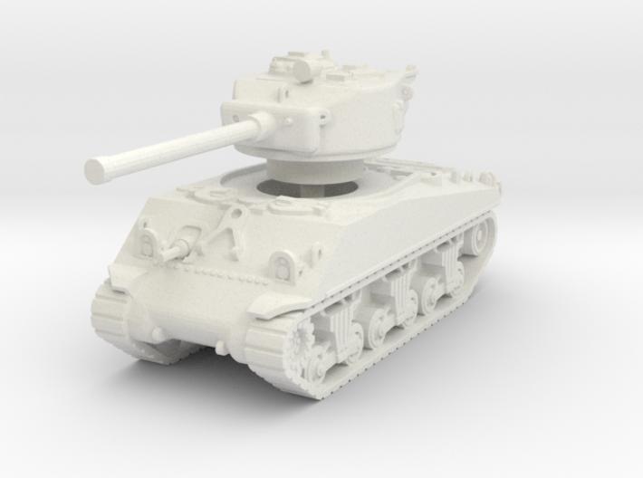 M4A3 Sherman 76mm 1/100 3d printed