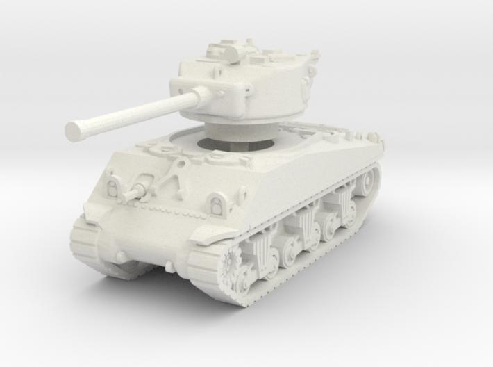 M4A3 Sherman 76mm 1/76 3d printed