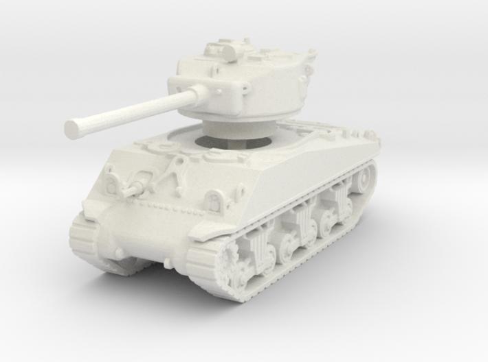 M4A3 Sherman 76mm 1/120 3d printed