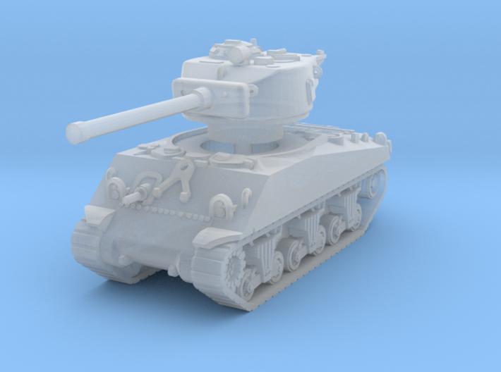 M4A3 Sherman 76mm 1/160 3d printed