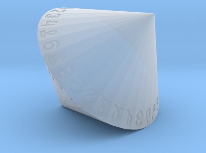 d58 Dice (Argam, Bigger) 3d printed