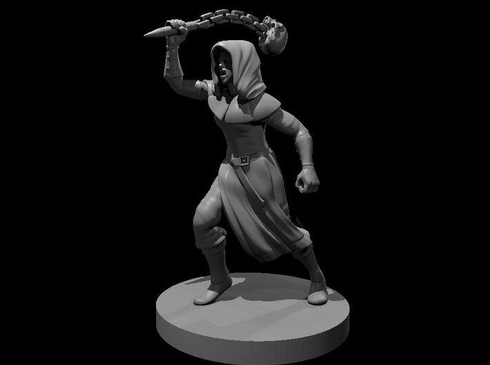 Skull Lasher of Myrkul 3d printed