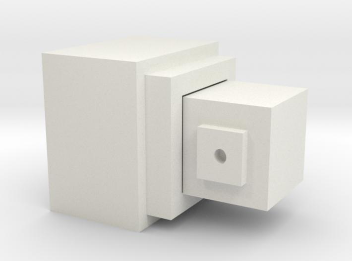 噴頭(整組) Nozzle (whole group) 3d printed