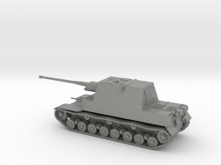 1/100 IJA Type 5 Ho-Ri II Tank Destroyer 3d printed