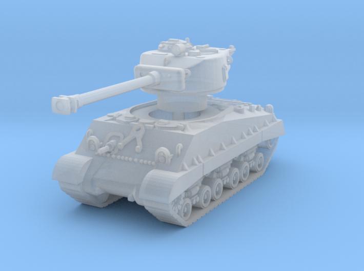 M4A3E8 Sherman 76mm (sandshield) 1/160 3d printed