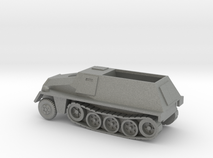 1/144 Scale SD KFZ 250 Model 3d printed