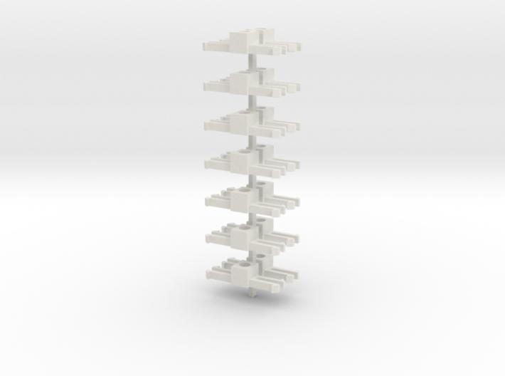 3d nem koppeling klein 3d printed